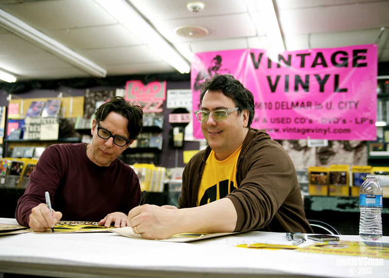 They Might Be Giants @ Vintage Vinyl