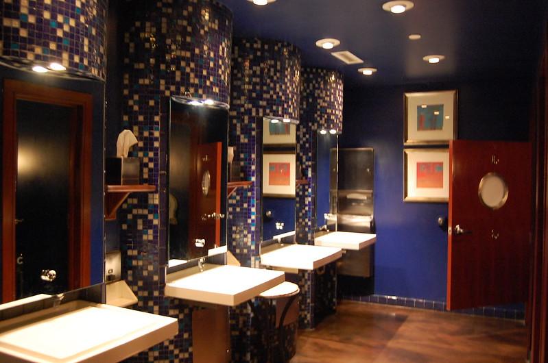 Fancy Bathroom - Va Beach