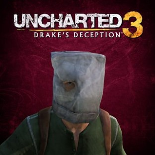 UNCHARTED 3 - Bag Head