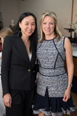 Carolyn Chang, Stephanie Phair