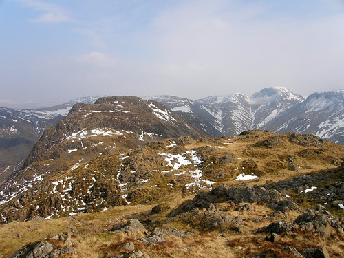 Haystacks and Gable from Seat