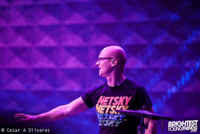 Netsky @ Howard Theatre