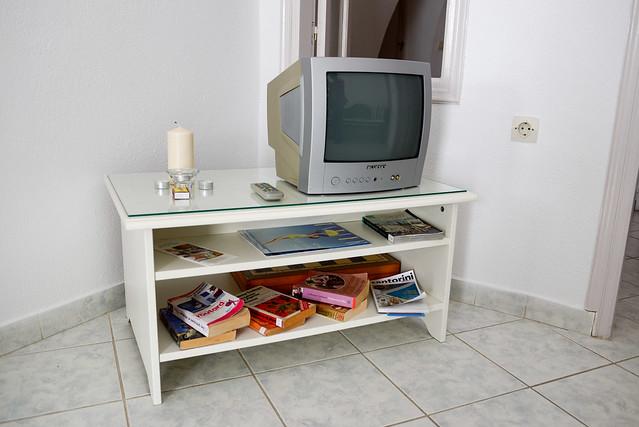 電視、小說