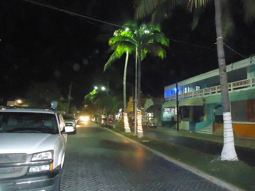 Vía Principal de Isla Mujeres