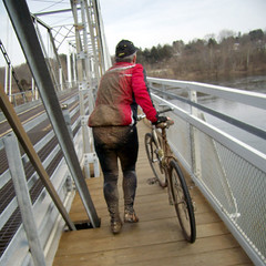 7. Towpath Bike Ride, Feb 2013