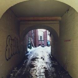 Tunnel on Germain