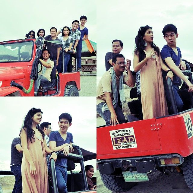 Rappler journos go off-roading with the LEAD Movement