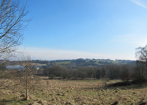 Post industrial landscape