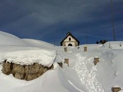 Kapelle Rifugiio Bosi