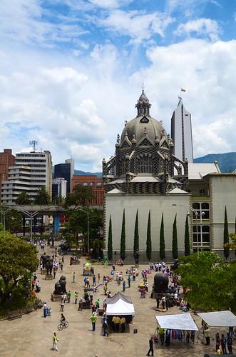 Plaza Botero