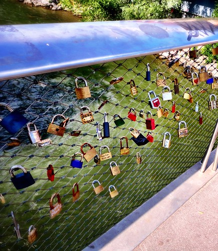 Locks of love, Graz 2011 by SpatzMe
