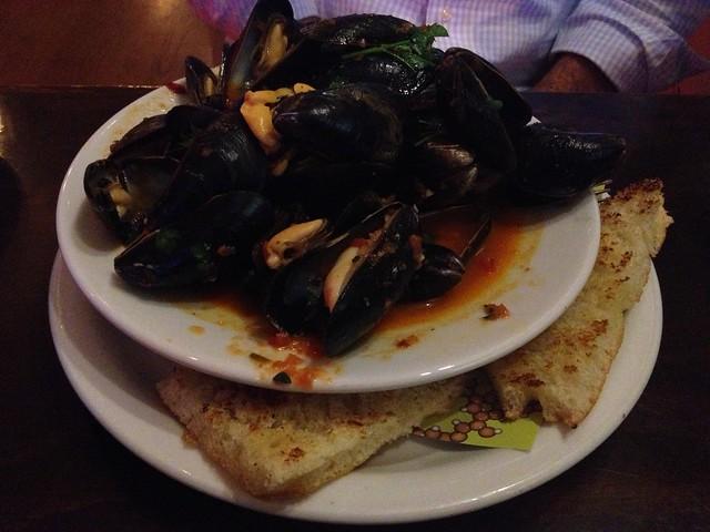 Italica mussels - Frjtz