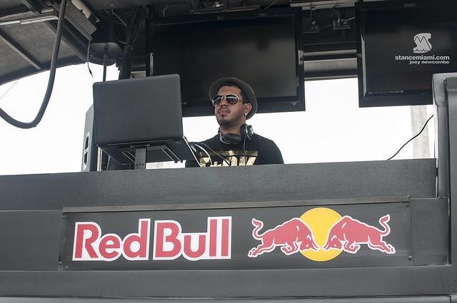 Red Bull DJ