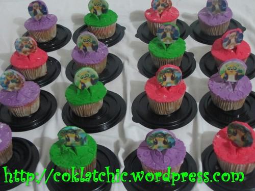 Cupcake Ben10