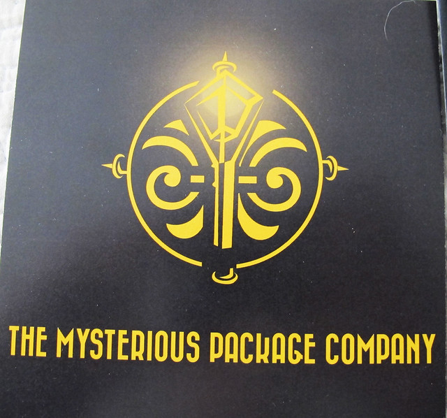 Mysterious Package2
