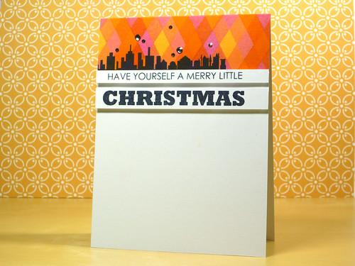 Non Traditional Christmas