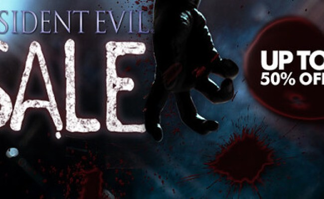 Resident Evil Sale Lives On The Eu Playstation Store