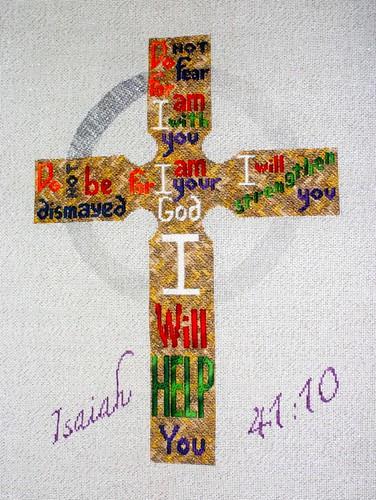 Cross Stitched by Carmen CS