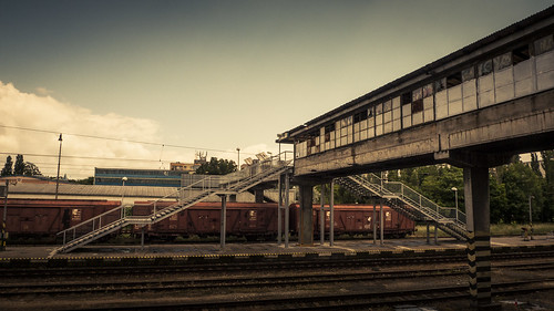 The Lost Station : A Life full of Rust ( Bratislava, Slovakia) - Photo : Gilderic