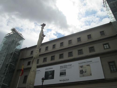 Centro de Arte Reina Sofía, Madrid
