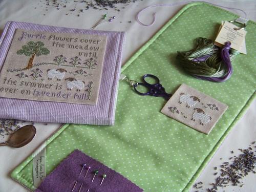 Lavender Huswife (4/6)