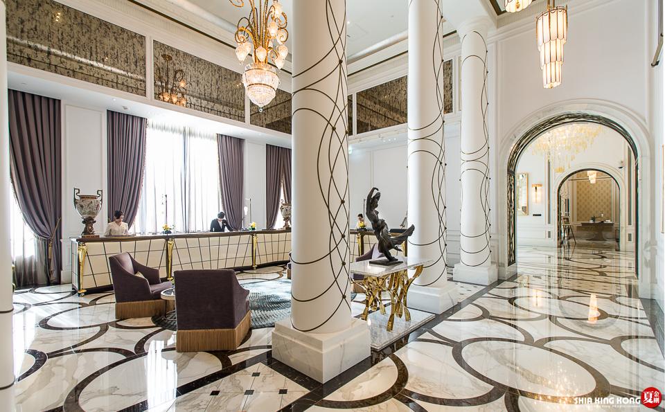米其林最高榮譽紅房子:臺北文華東方酒店 | 夏金剛的奇幻之旅