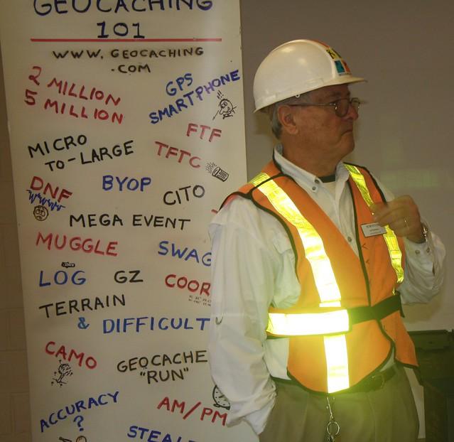 David Pulaski geocacher
