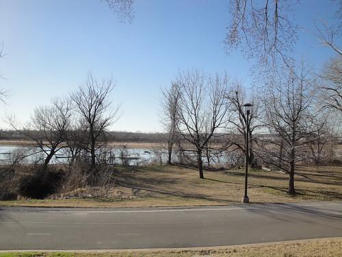 Trail Along Arkansas River
