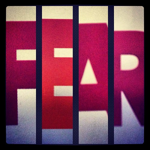Mar 7 - fear {nothing to fear except fear itself} #fmsphotoaday