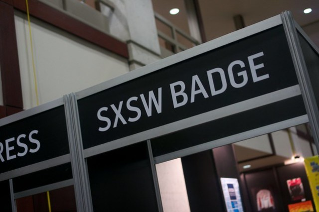 SXSW - Badge Pickup