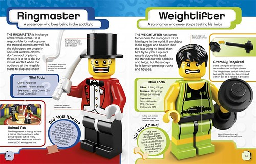 Minifigures Character Encyclopedia expage1