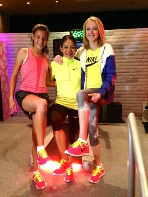 Paula Radcliffe presenta Nike Flynit Lunar 1+