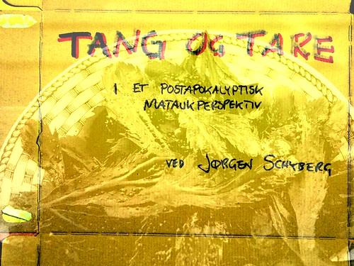 Tang og tare i et postapokalyptisk mataukperspektiv