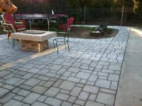 Walkmaker patio by quikrete | Flickr - Photo Sharing!