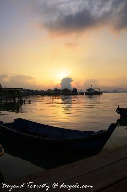 chew jetty, george town, penang, malaysia