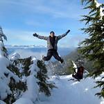 Bowen Lookout Leap