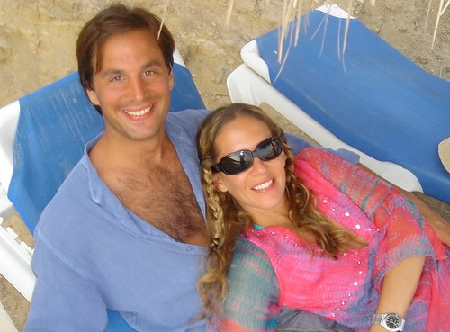 Carlos Rohm and wife by Carlos Rohm