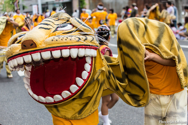 Festival Sansha Taisai de Hachinohe-61
