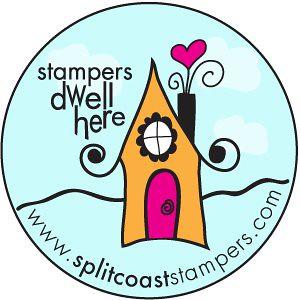 Split Coast Stampers badge