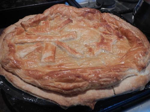 fancy meat pie