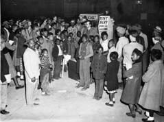 Civil Rights Congress Denounces DC Police Raid on Progressives: 1948