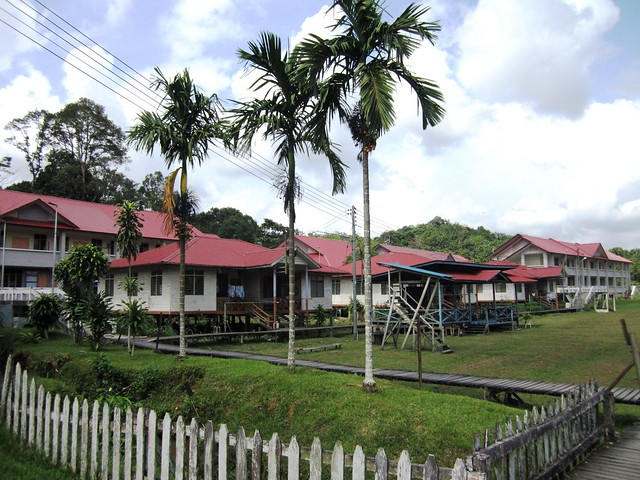 SK Sepiring teachers' quarters and hostels