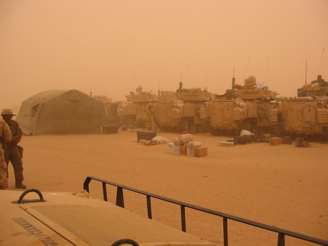 Picture from Kuwait 2003