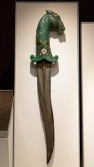 Indian Nephrite Dagger