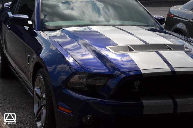 Mustang GT500 Detail | 22PLE