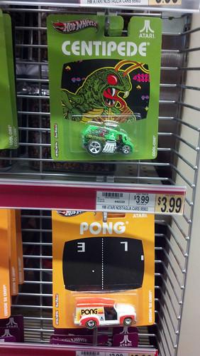 Video Game Matchbox Cars