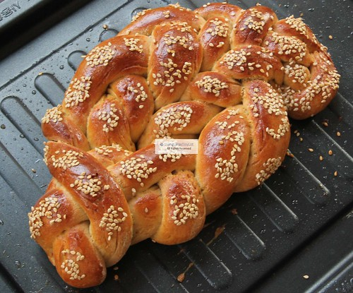 Jeweish Challah