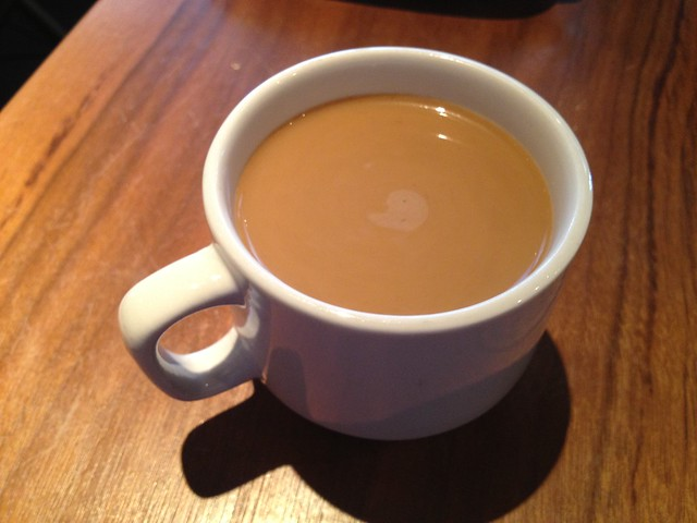 Coffee - Chambers Eat + Drink