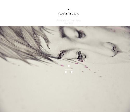 Portrait of the Rain (Chen fanart) - Details