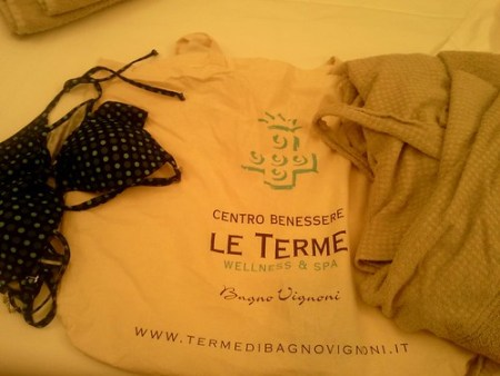 Hotel le Terme Bagno Vignoni
